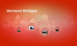 Vermont Bridges