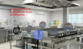 Análisis APPCC en la gestión del riesgo de alérgenos...