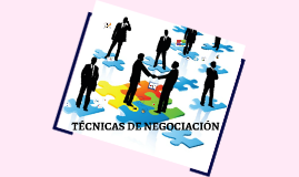 Copy of Tecnicas de negociacion