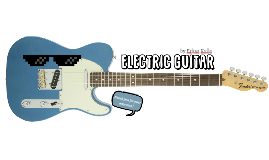 Copy of ELECTRIC GUITAR
