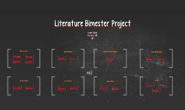 Literature Bimester Project