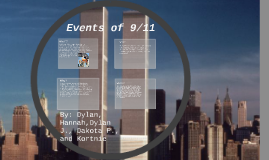 Events of 9/11