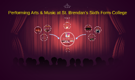 Performing Arts & Music at St. Brendan's Sixth Form College