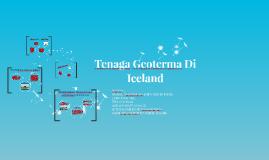 Tenaga Geoterma Di Iceland