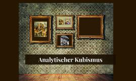 Analytischer Kubismus