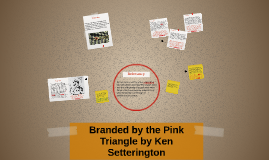 Branded by the Pink Triangle by Taylor Peterson