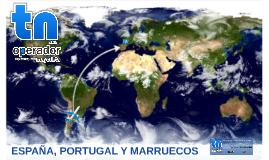 Copy of ESPAÑA, PORTUGAL Y MARRUECOS