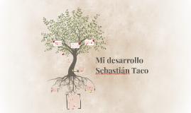 Mi desarrollo :Sebastián Taco