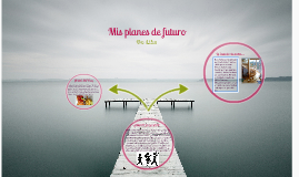MIS PLANES DE FUTURO