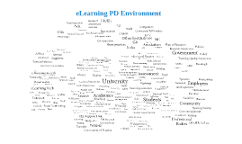 1. The eLearning PD Environment