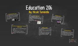 Education 206