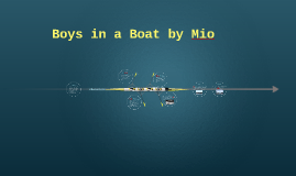 Boys on a Boat