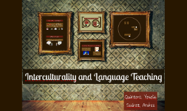 Interculturality and Language Teaching