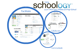 Using Schoology in Your Middle and High School
