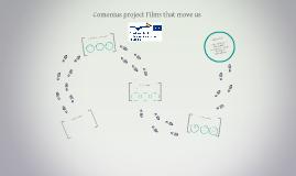 Comenius project Films that move us