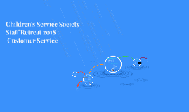 Children's Service Society Staff Retreat 2018