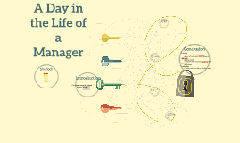 A day in the life of a manager by Sherlock