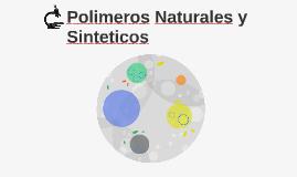 Polimeros Naturales y Sinteticos