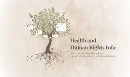 Health and Human Rights Info October 2017
