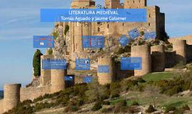 Copy of Copy of LITERATURA MEDIEVAL