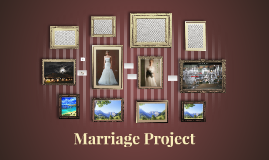 Marriage Project