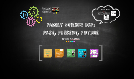 Family Science Day: Past, Present, Future