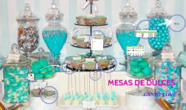Copy of MESAS DE DULCES