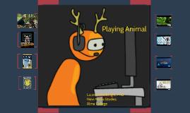 Playing Animal