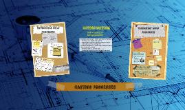 Copy of Copy of Casting processes