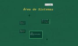 Presentación: Area de Sistemas