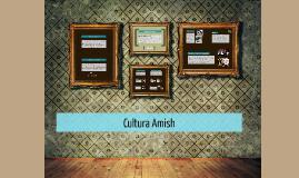 Cultura Amish