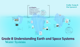 Grade 8 Understanding Earth and Space Systems