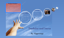 Daedalus and Icuris