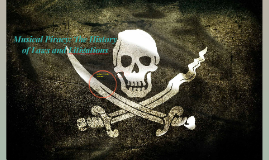 Musical Piracy: The History of Laws and Litigations