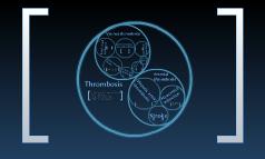 cerebral thrombosis