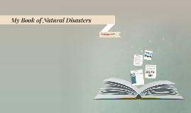 My Book of Natural Disasters