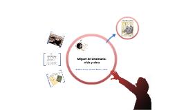Miguel de Unamuno: vida y obra