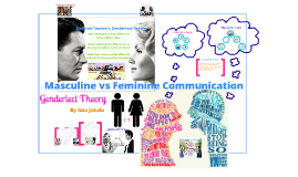 genderlect styles theory Q1: how are technological applications, social media, and dating companies encourage, or impact the hypersexualization of genderlect (and will it become dehypersexualized - if so by who) hook-ups sociolect genderlect.