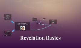 Revelation Basics