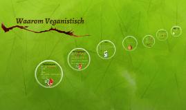 Waarom Veganistisch