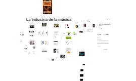 La Industria de la música