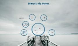 Tema Minería de Datos