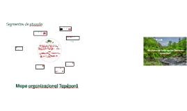Mapa Organizacional Tapéporã