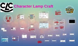 Perusahaan Character Lamp Craft merupakan perusahaan industr