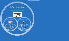 Control De Armes