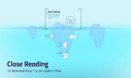 Human Family Close Reading
