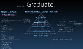 Copy of What is the University Studies Program?