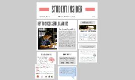 STUDENT INSIDER