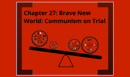 Chapter 27: Brave New World: Communism on Trial