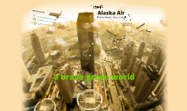 Alaska Air - Environment Cost Org Presentation